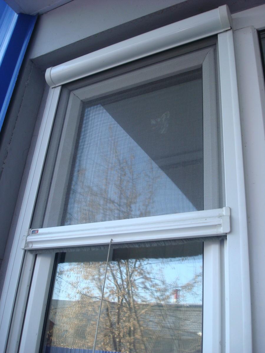Как сделать рамку с сеткой на окно своими руками
